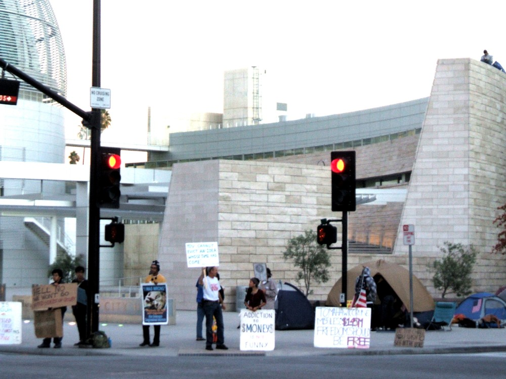 Occupy SJ City Hall (day 46)